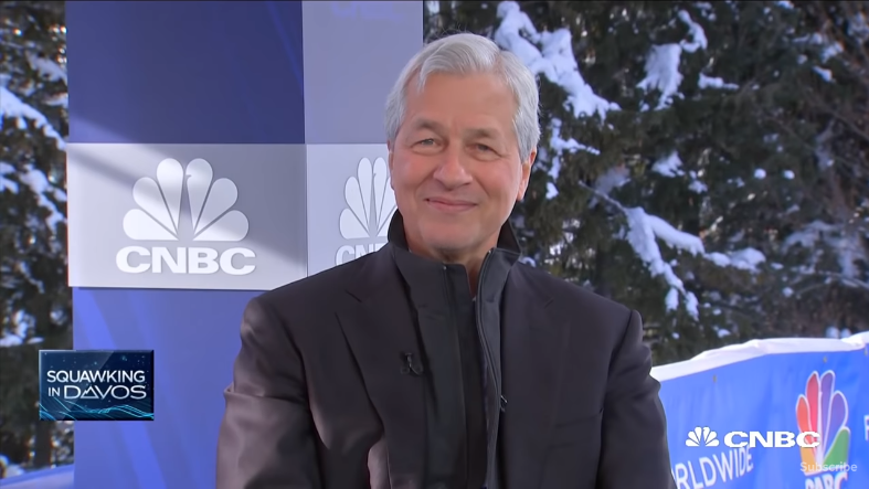 CNBC's Full Interview with JP Morgan Chase     - FinReg Alert